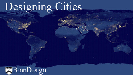 Designing Cities