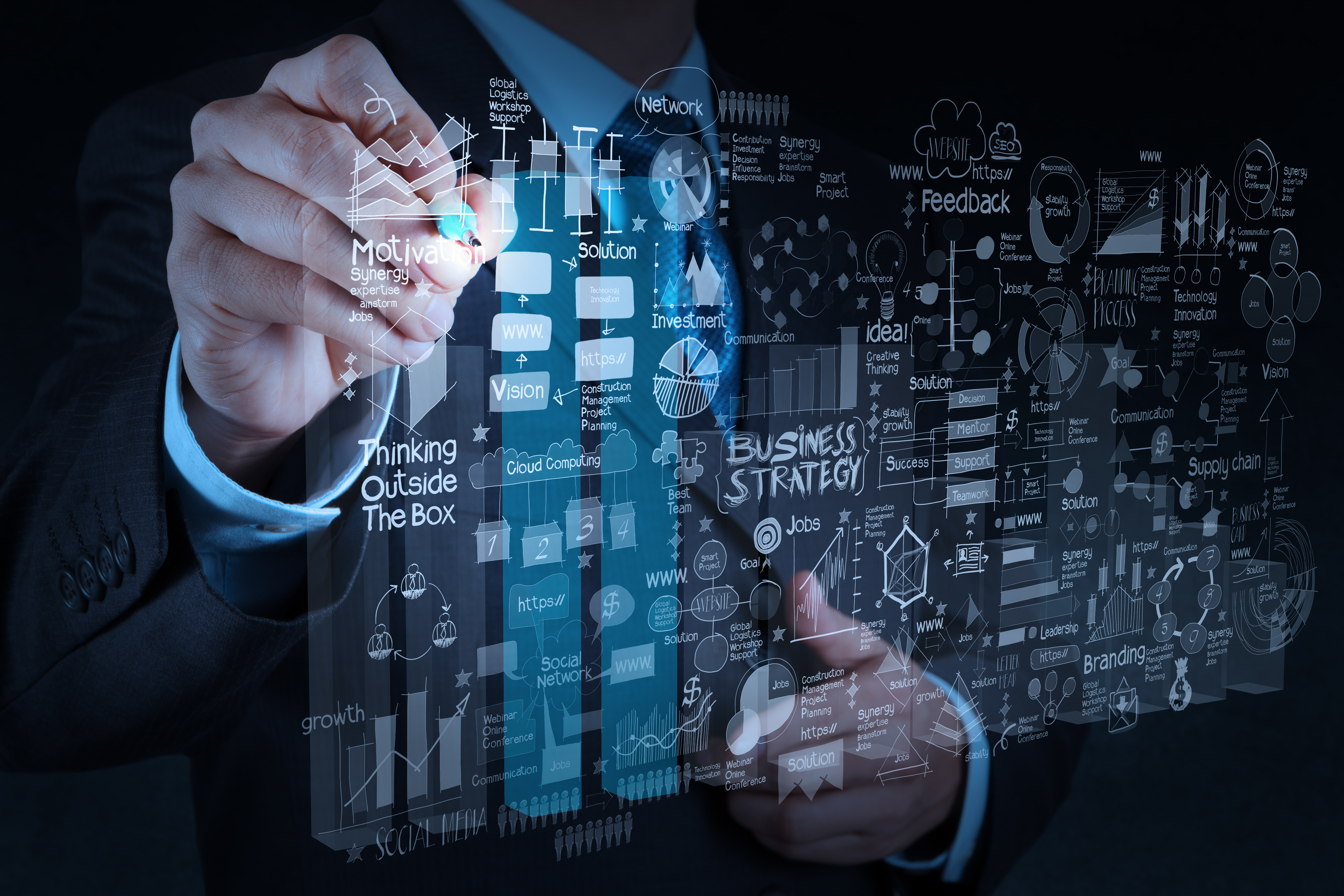 Technology Management Image: Developing Innovative Ideas For New Companies: The First