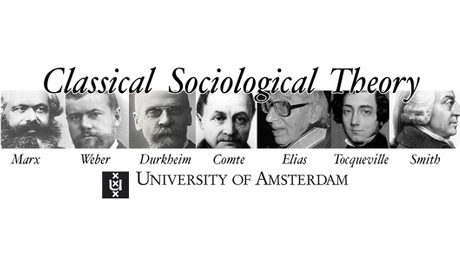 a comparison of the theories of marx and weber two classical sociologists For centuries, sociologists have analyzed social stratification, its root causes, and its effects on society theorists karl marx and max weber disagreed about the nature of class, in particular.